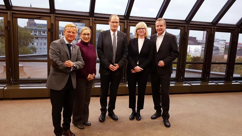 CDU-Fraktionssitzung 29.10.2018
