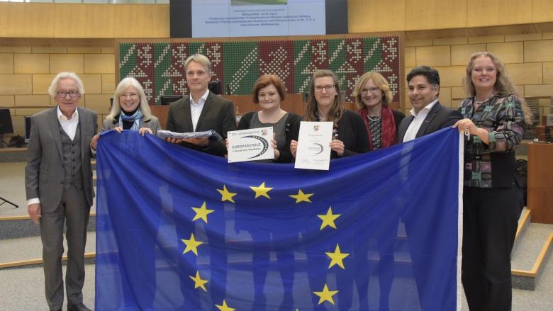 Foto_Europaschule_Zertifikat_Burggymnasium