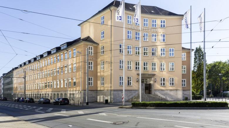 HOCHTIEF Konzernzentrale, Opernplatz, Essen