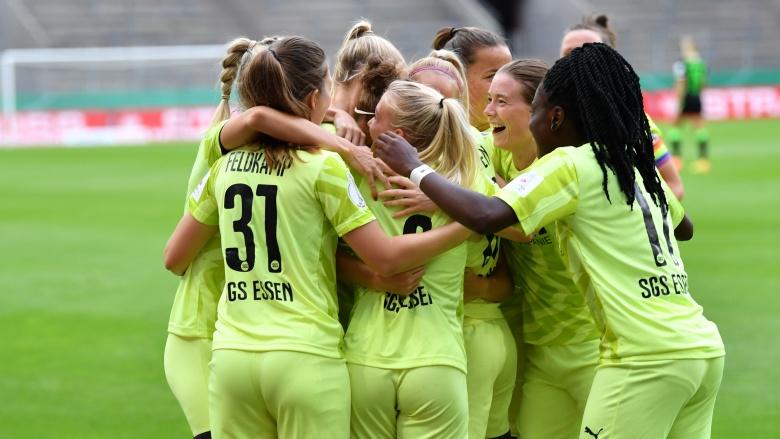 DFB-Pokal Finale der Frauen 2019/20
