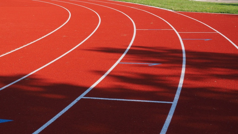 Laufstrecke
