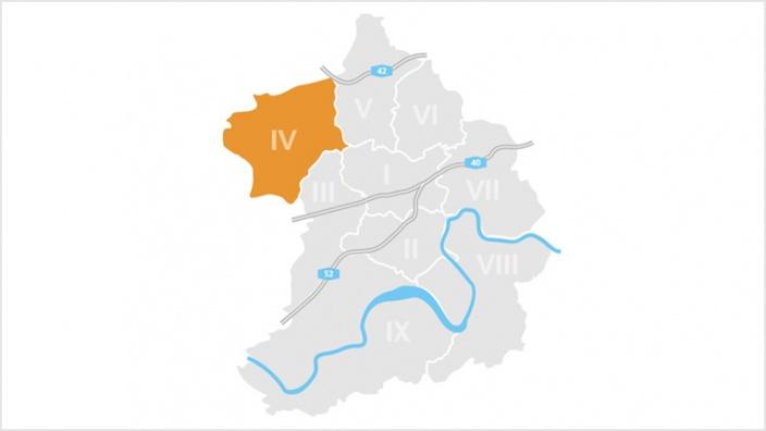 Bezirk IV: Borbeck