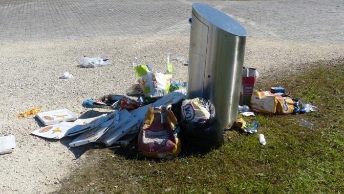 CDU-Fraktion: Null Toleranz für Müllsünder / Einsatz von Mülldetektiven ist der richtige Schritt