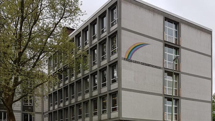 CDU-Fraktion unterstützt Schüler der Frida-Levy-Gesamtschule / Option für alternativen Standort rasch prüfen