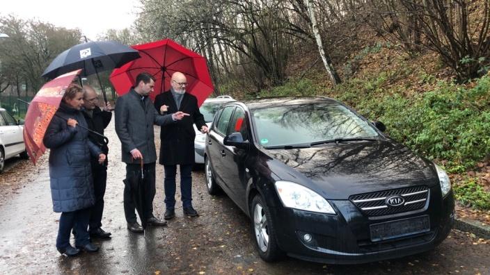 CDU-Fraktion: Mit allen Mitteln gegen den wilden Automarkt!