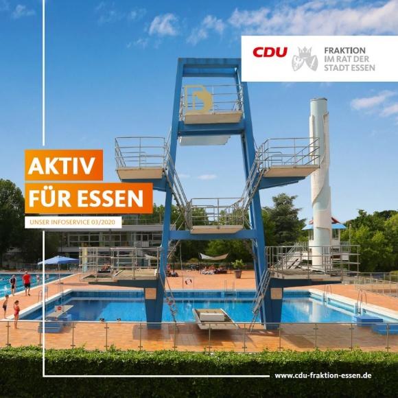 AKTIV FÜR ESSEN - UNSER INFOSERVICE 03/2020